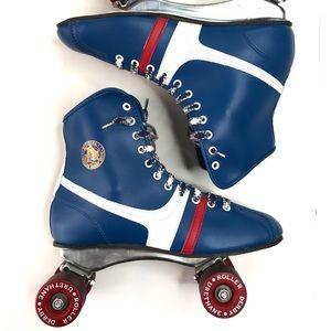 Shoes - Vintage Roller Derby Skates